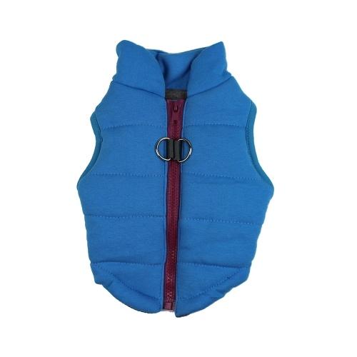 Dog Autumn&winter Cotton Vest Pet Coat Dog Jacket