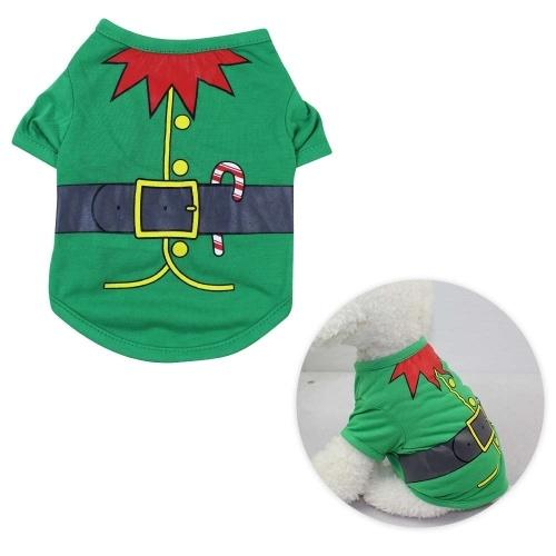 Dog shirt Dog Christmas T-shirt
