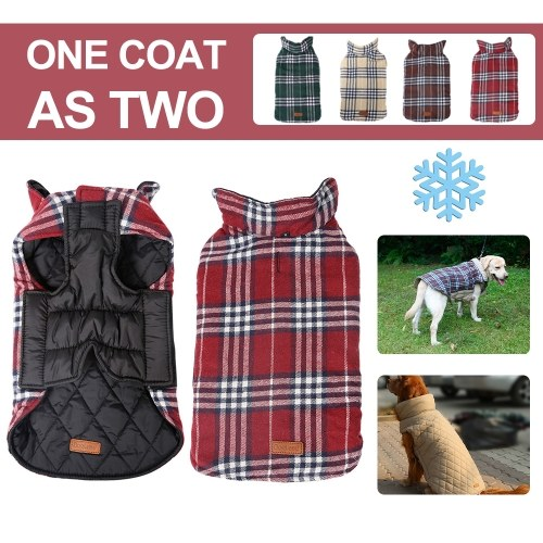 Dog Vest Cold Weather Dog Coats for Winter фото