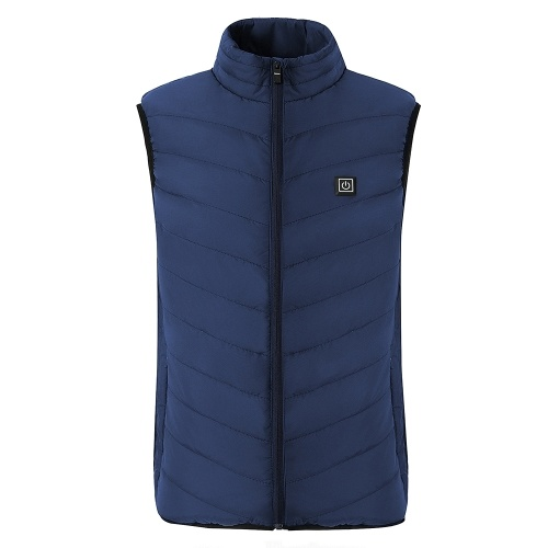 2019 Electric USB Heated Warm Security Intelligent Autumn and Winter Vest