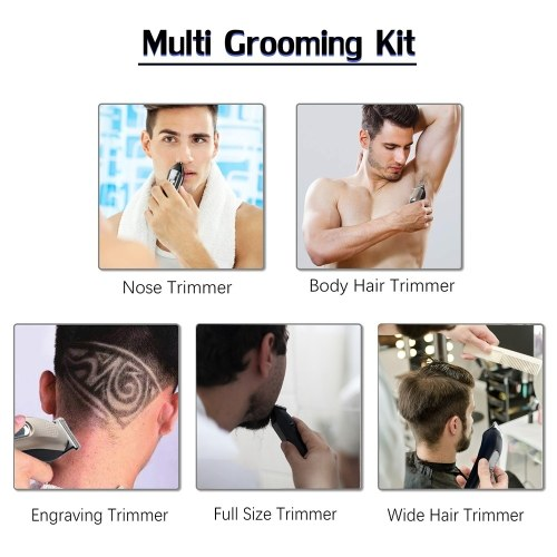 Electric Hair Trimmer Clipper Hair Cutter USB Charging Hair for Adult Children Home-use