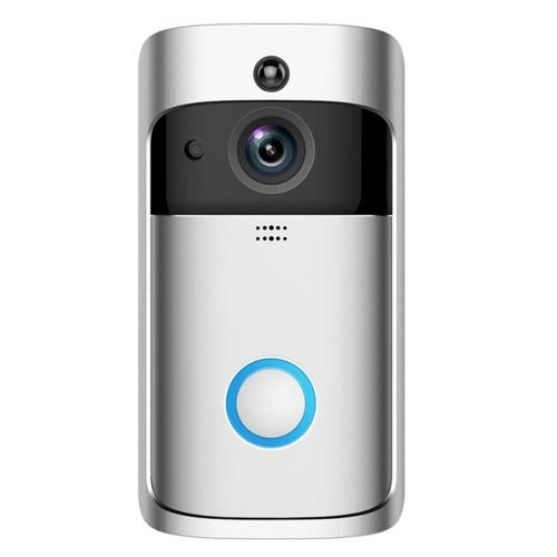 Интеллектуальный визуальный дверной звонок с Wi-Fi для домашнего использования