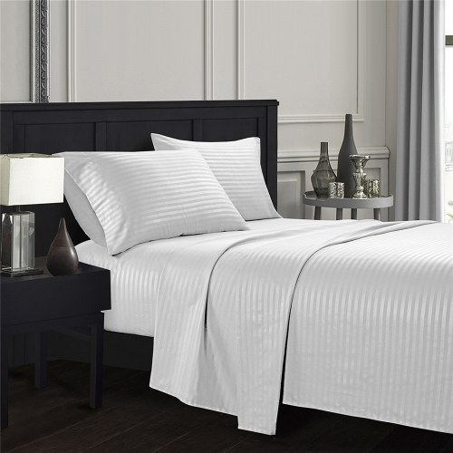 4-Piece Bed Sheet Bed-cover & Pillowcase Set