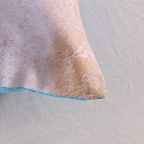 Bedding Set Beach Starfish Pillowcase Bed Sheet