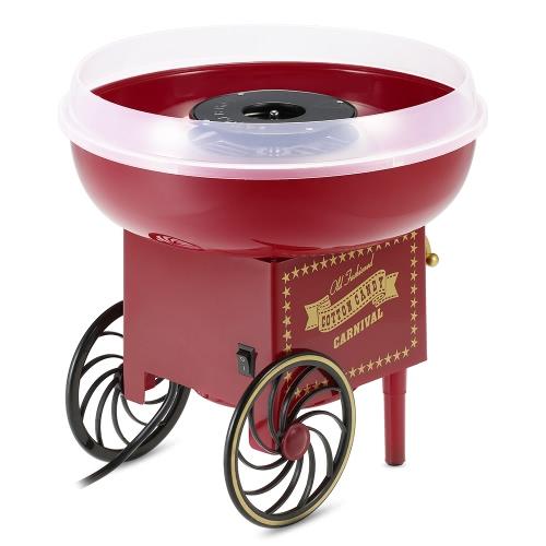 Homgeek Мини ретро Автоматическая машина Cotton Candy Бытовая DIY Необычные Cotton Candy Maker Sugar зубочистки машина для детей