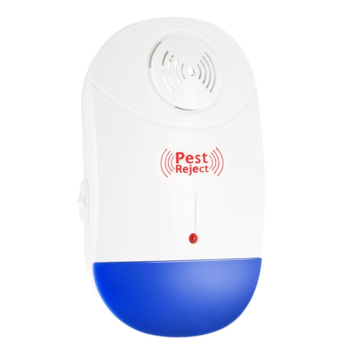 Elektronische Ultraschall-Pest Repeller ungiftige Plug in Repellent für Mäuse Mosquito Ameisen Spinnen Roaches Repelling AC90V-250V