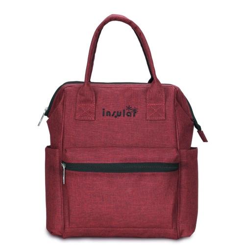Островные Многофункциональный Мамочка сумка Отличная водостойкость подгузник сумка Рюкзак Прочный Плечи Сумка Детские пеленки сумка для мамы душа ребенка Подарок