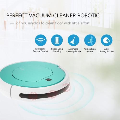 Homgeek Automatic Robotic Vacuum Cleaner