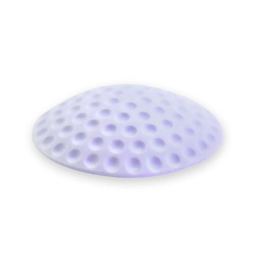 2Pcs Golf Ball Styling Rubber Anti-collision Mat Table Угловой защитный чехол Круглый защитный экран для стены Self Adhesive Дверная ручка Бампер Guard Stopper