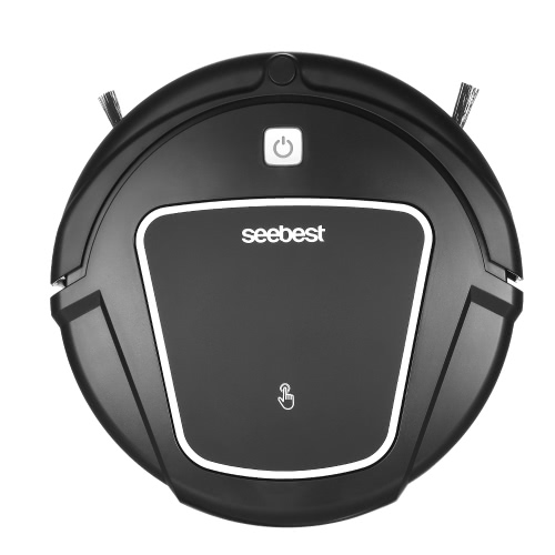 seebest D720 Automatic Rechargeable Robot Vacuum Cleaner Big Suction Floor Cleaner Self-Cleaning Robotic Cleaner Smart Self-Charging Robotic Vacuum Cleaner Multifunctional Dry Mopping Sweeping Machine