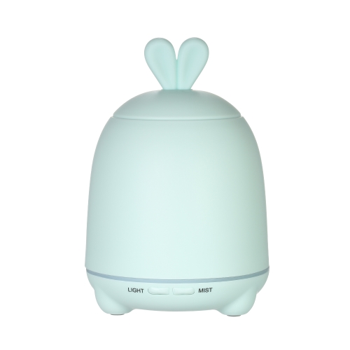 Adorable Humidificador de conejo Multifuncional portátil Handy Purificador de aire Mini Aroma Difusor