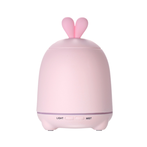 Adorable Rabbit Humidifier Multifunctional Portable Handy Air Purifier Mini Aroma Diffuser