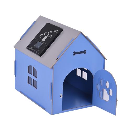 Intelligenter Haustier-keimtötender Sterilisator-Hundekatzen-Haus-Safe Ozon-Sterilisation UV-Desinfektion Anion-Luftreinigungs-Instrument, das Welpen von den Bakterien Parvovius schützt