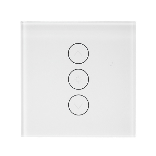 Smart Touch Glass Light Switch Wireless Wifi APP Control remoto