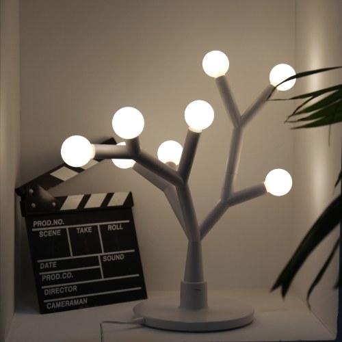 Facile Blossom Lampe Forme Starry Lumière Lumières Lampes Installation Diy Décoratif Modifiable Modélisation Led Unique Bureau wP0nOkNX8