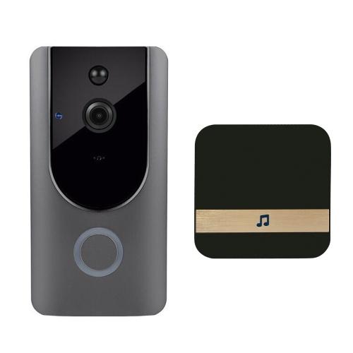 Умная беспроводная беспроводная беспроводная связь DoorBell Smart Video Door Phone