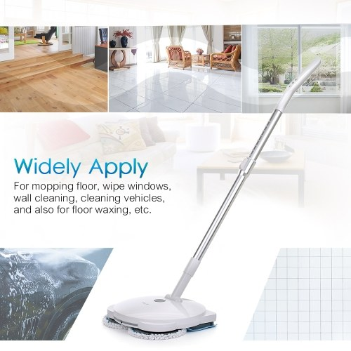 ENLiF Rechargeable Wireless Electric Mop Cordless Floor Cleaning Machine