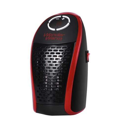 Mini aquecedor elétrico do agregado familiar do calefator de fã (180 * 105 * 93mm)