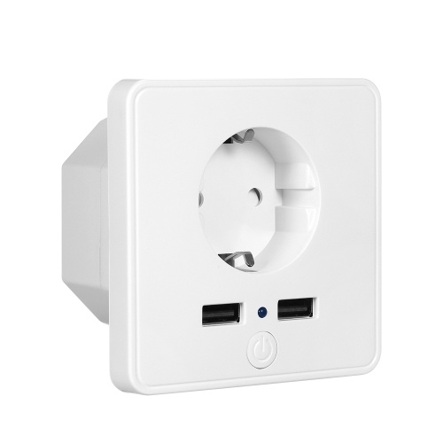 Smart Socket Wireless Alexa Remote Control WIFI Switches Energy Saving Wall Outlet