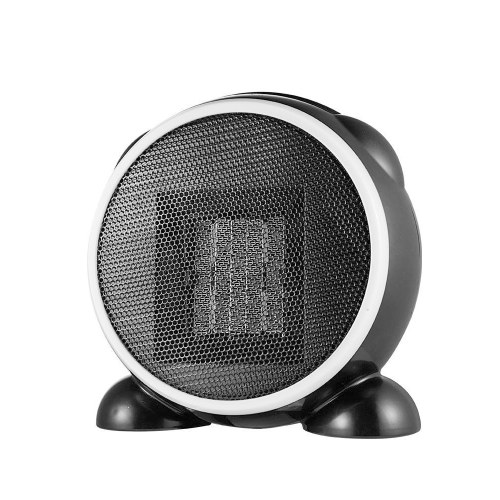 Electric Heater Fans 500W Portable Mini Ceramic Space Heater