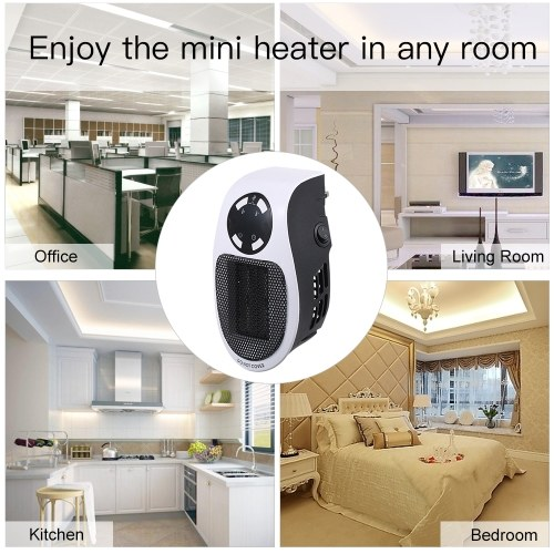 Mini Portable Electric Heater Warm Fan