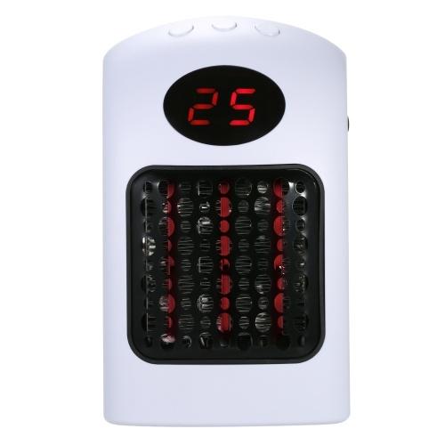 Riscaldatore di riscaldamento ceramico 900W Riscaldatore di spazio a parete mini