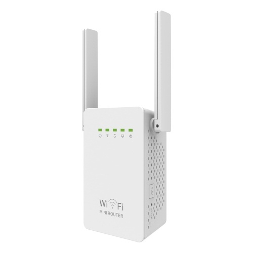 300Mbps Dual Band 2.4G Wireless Range Extender