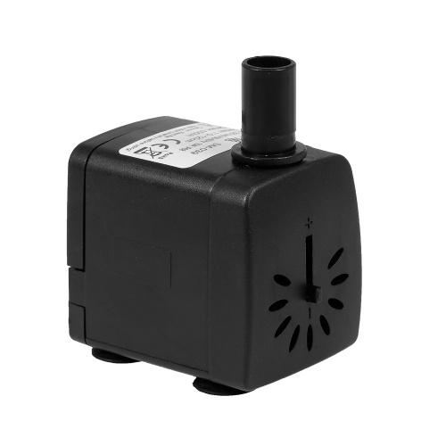 Bomba de água USB ultra-silenciosa de 10 W
