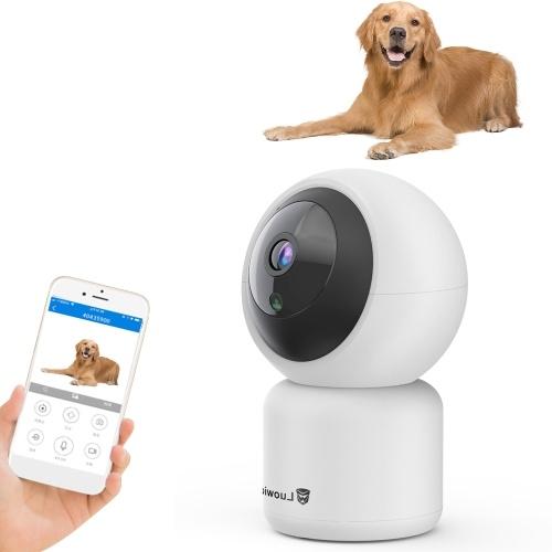 Q3 Pet Camera Dog Camera WiFi Camera 1080P CCTV Camera IR Night Vision Motion Tracking Alert