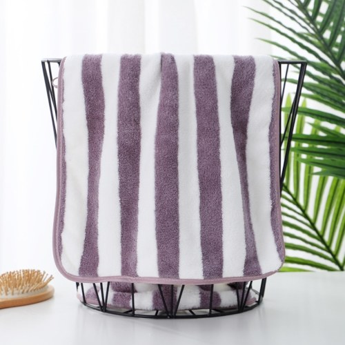 Soft Fluffy Towels Coral Fleece Bathroom Towels Salon Towels Water Absorbent Fast Drying Multipurpose Soft Lint Free Towels for Spa Hotels Home