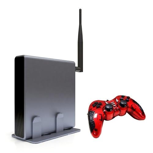 Consola de juegos retro Caja de juegos electrónica Consola de juegos, caja de videojuegos con cable y gamepad