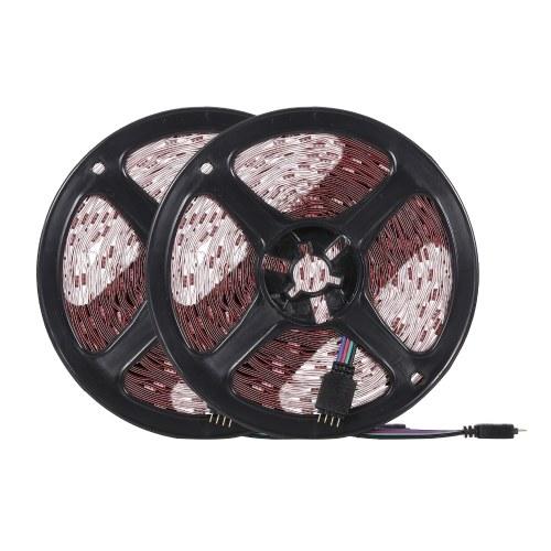 Tira de luces LED, 65.6 pies Tira de luz LED RGB 5050 Luces de cinta LED (enchufe AU)