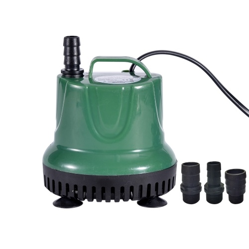 Mini pompa della fontana della pompa dell'acqua sommergibile da 45W 2000L / H