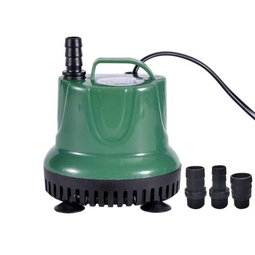Mini pompa per fontana con pompa ad acqua sommergibile da 60W 3000L / H