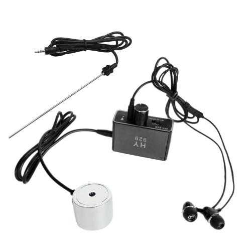 Sensor detector de fugas de tubería de agua