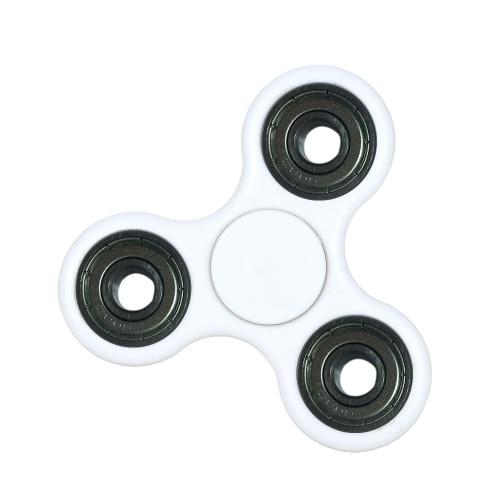 Anself Tri Fidget Hand Finger Spinner Spin Widget Focus Toy