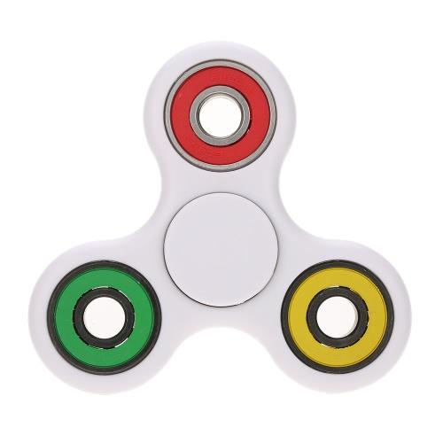 Tri-Spinner Fidget Toy EDC Focus Stress Reducer