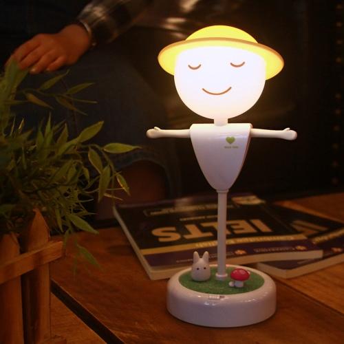 Scarecrow Estilo LED Night Light