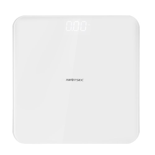 TSEC Body Scale with Large LED Display Electronic Scale Body Weight Scales