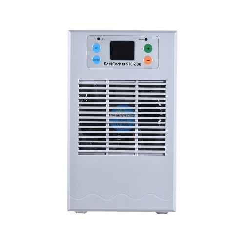 70W Aquarium Thermostat Cooling Heating Machine Semi-conductor Water Temperature Controller with 3W Water Pump for 20L Water Tank