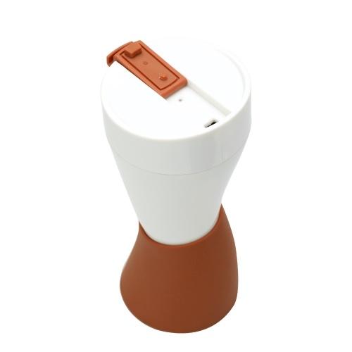 Самый последний стильный кофейный кубок Lucky Coat Cup Cup Leakproof 304 Вакуумные чашки из нержавеющей стали Любители сопутствующих вакуумных бутылок