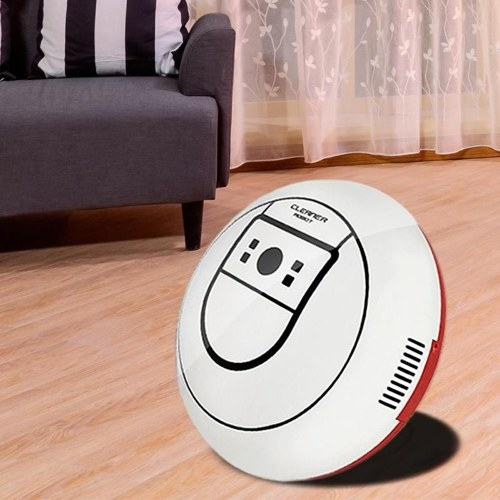 Household Wireless Vacuum Cleaner Smart Automatic Sweeping Robot
