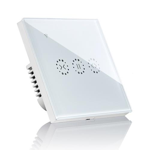 Vorhang-Schalter Smart Wifi-Ferngaragentüren steuern Berührungsschalter