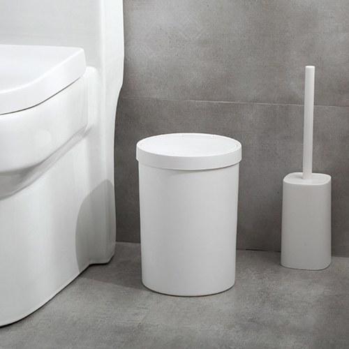 Домашнее использование Мода Простой мусорный бак Кухня Спальня Мусорное ведро