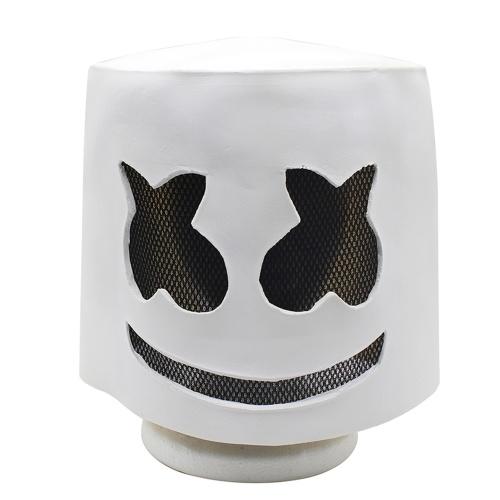 Portable Waterproof Skid Resistance Halloween Pretend COS Mask
