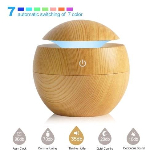 Umidificatore della macchina di aromaterapia del telecomando silenzioso domestico del diffusore di aromaterapia