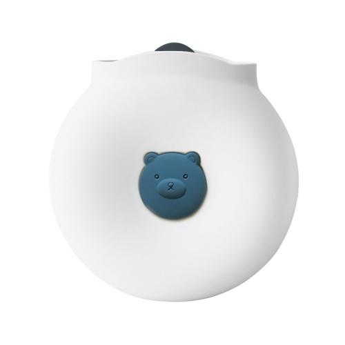 Bolsa de agua caliente de silicona Mini botella de agua caliente portátil de 560 ml de doble uso fría y caliente