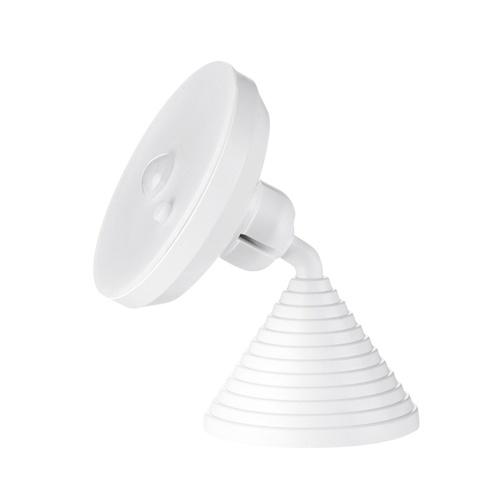 Luz de noche con sensor de movimiento montado en la pared