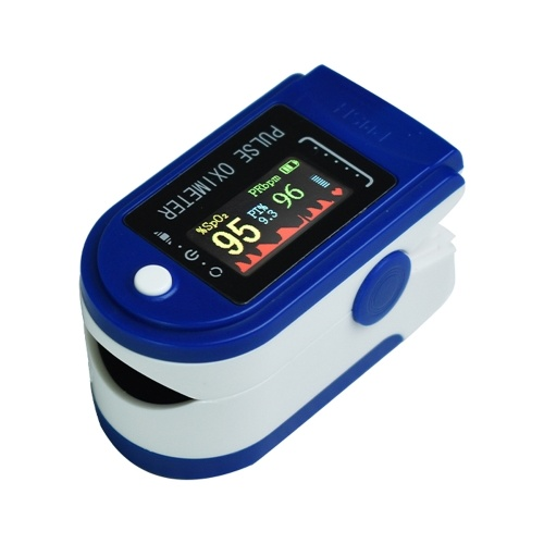 Household Finger Oximeter Pulse Rate Perfusion Index SPO2 Blood-oxygen Data Measurement