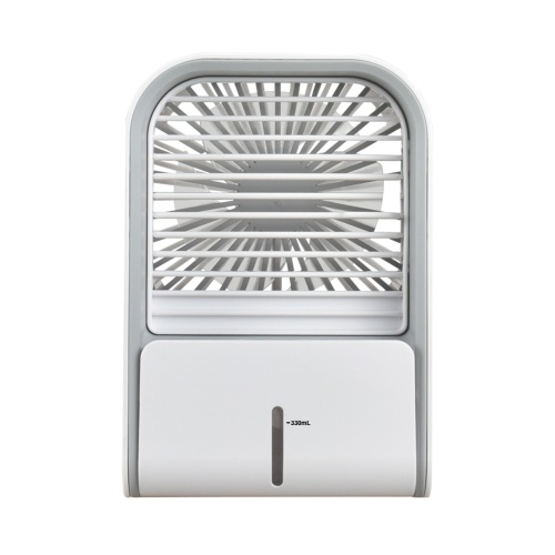 2-in-1 Cool Wind Fan & Humidifier 3 Modes for Fan 2 Modes for Humidifier